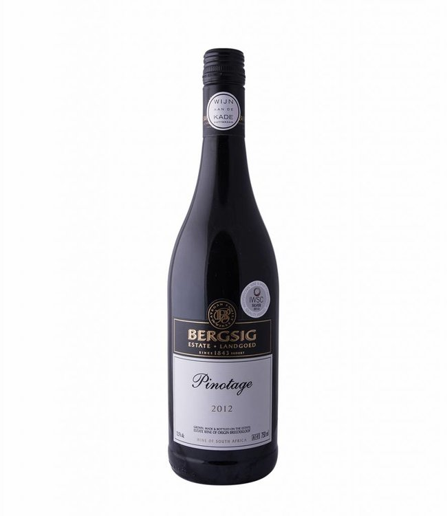 Bergsig Estate Pinotage 2012