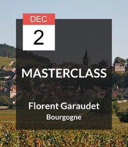 2 DEC - Masterclass met Florent Garaudet