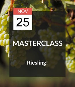 25 NOV - Masterclass Riesling