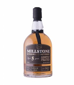 Zuidam Millstone Aged 5 Years Lighty Peated