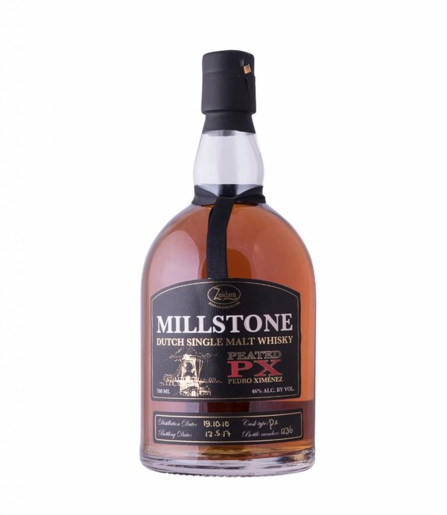 Zuidam Millstone Single Malt Peated Pedro Ximénez