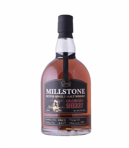 Zuidam Millstone Single Malt Oloroso Sherry