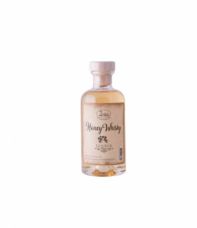 Zuidam Honing Whisky Liqueur (200ml)