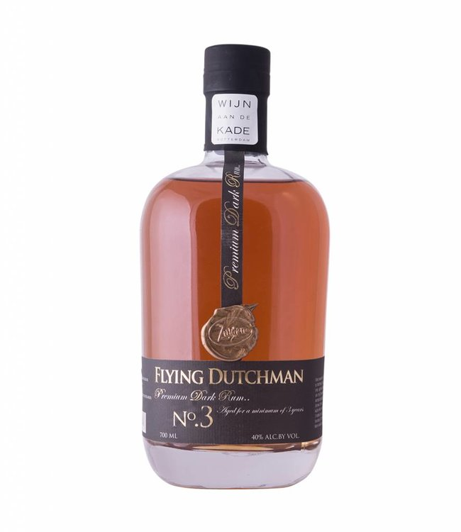 Zuidam Flying Dutchman Premium Rum Nº3