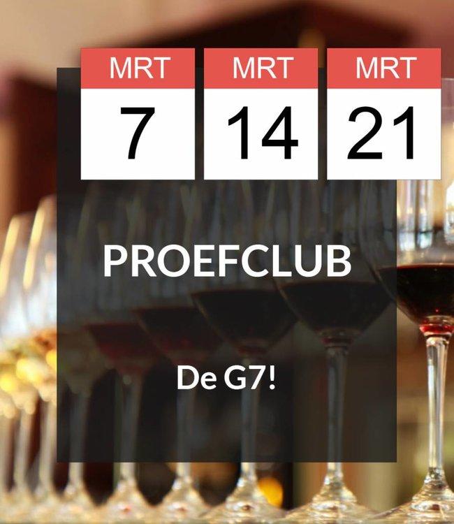 Maart - Proefclub G7