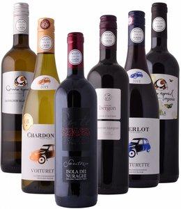 Proefdoos - Wijnen onder de €6,-