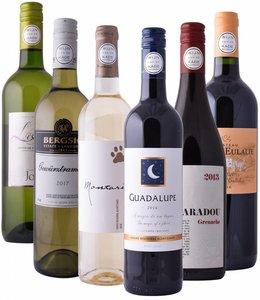 Proefdoos -Wijnen tussen de €6,- & €8,-