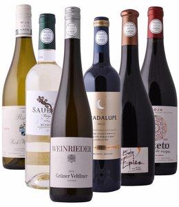 Proefdoos - Wijnen tussen de €8,- & €10,-