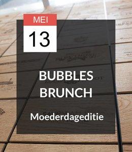 13 MEI - Bubbles Brunch, Moederdag