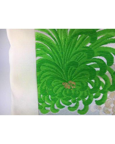 """Kissen """"Shiro Kiku"""" 60 x 60 cm"""