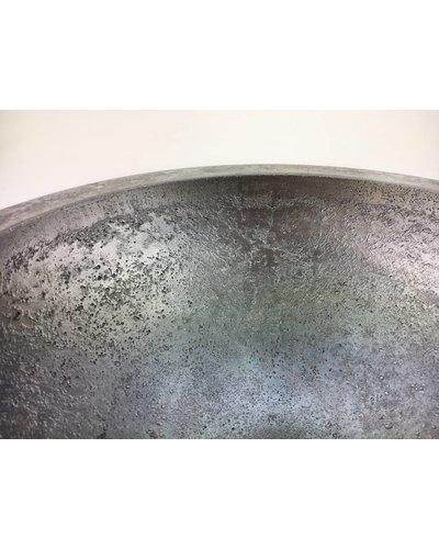 "Große Schale ""Graphit Metallic"""