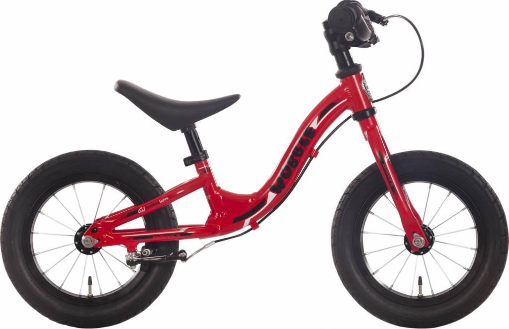 "2017 Dawes 12"" Wobble Balance Bike Red"