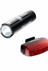 Cateye Volt 100/Rapid Micro Lightset