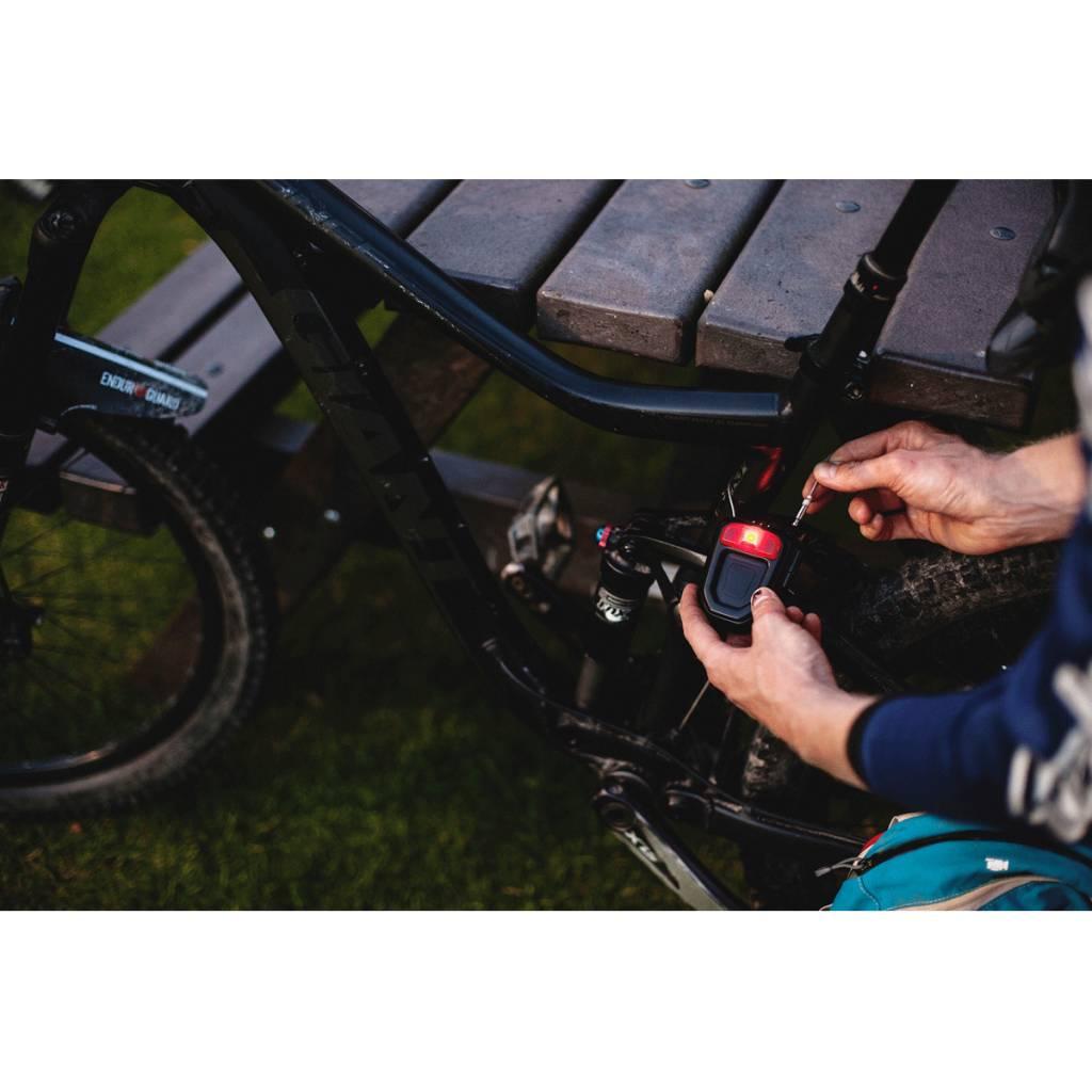 Hiplok FLX Wearable Retractable Combination Lock