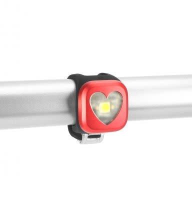 KNOG Knog Blinder 1 Front Light Red Heart