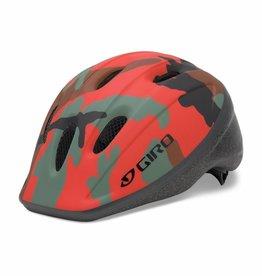 Giro Rodeo Helmet Unisize 50-55cm Matt Glowing Red Camo