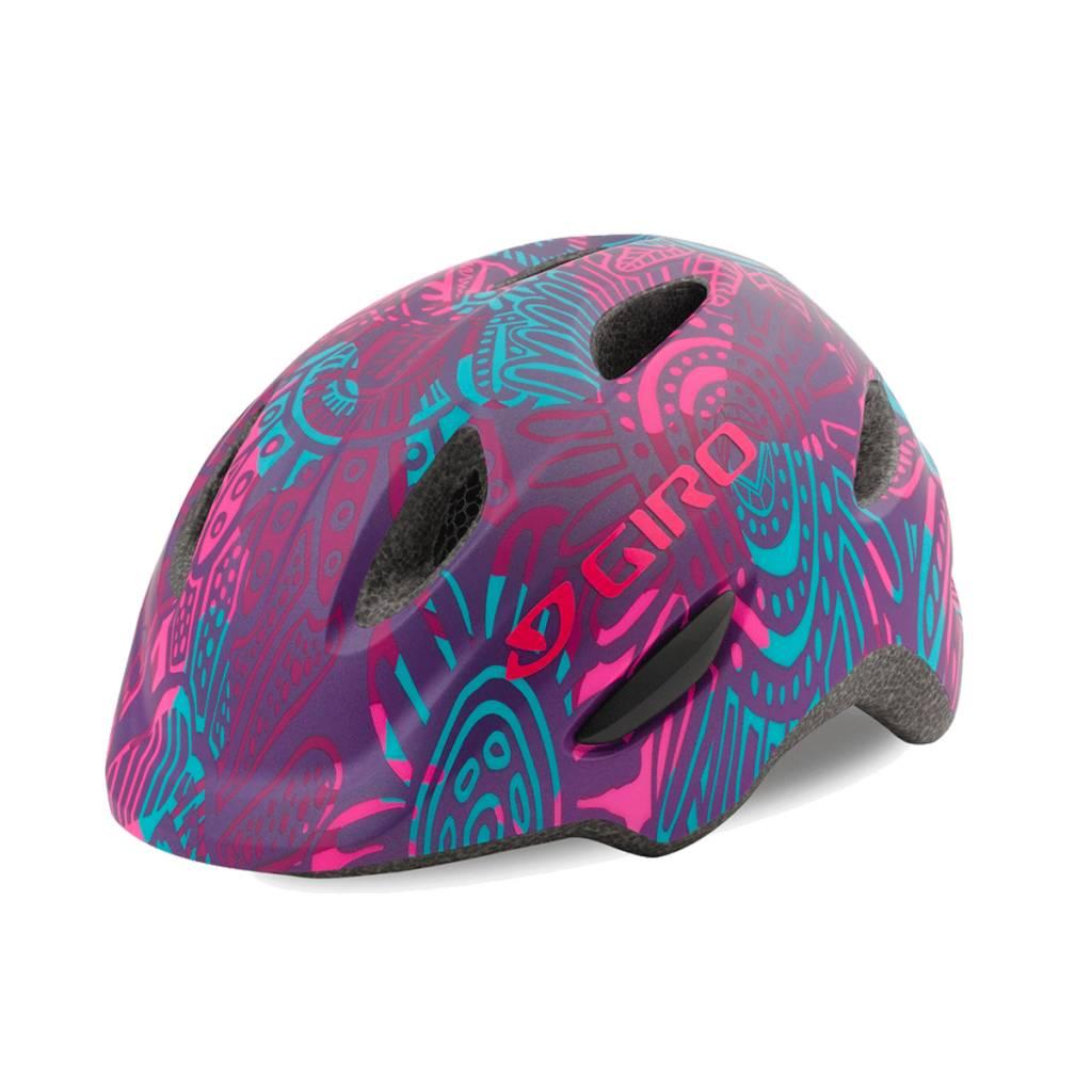 Giro Scamp Helmet XS 45-49cm Purple Blossom