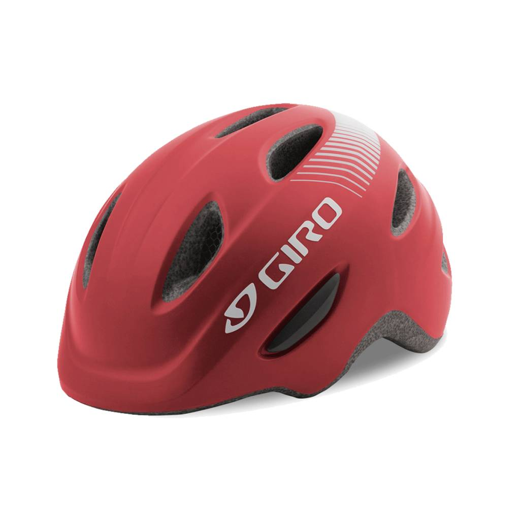 Giro Scamp Helmet XS 45-49cm Matt Dark Red