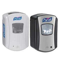 Purell LTX-7 No Touch dispenser
