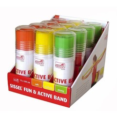 Sissel Sissel Fun en Active Band Verkoopdisplay