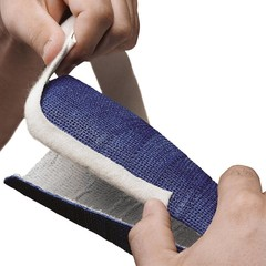 BSN Medical Delta Terry-Net Adhesive fleece