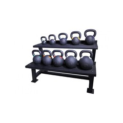 Lifemaxx Crossmaxx® kettlebell rack