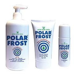 Polar Frost cold gel 500ml+pomp