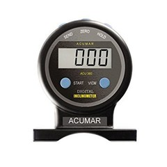 Acumar Single Digitale Inclinometer