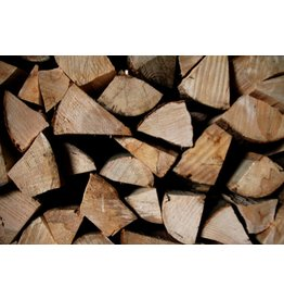 Deboscat Berk, gekloven brandhout (per stère)