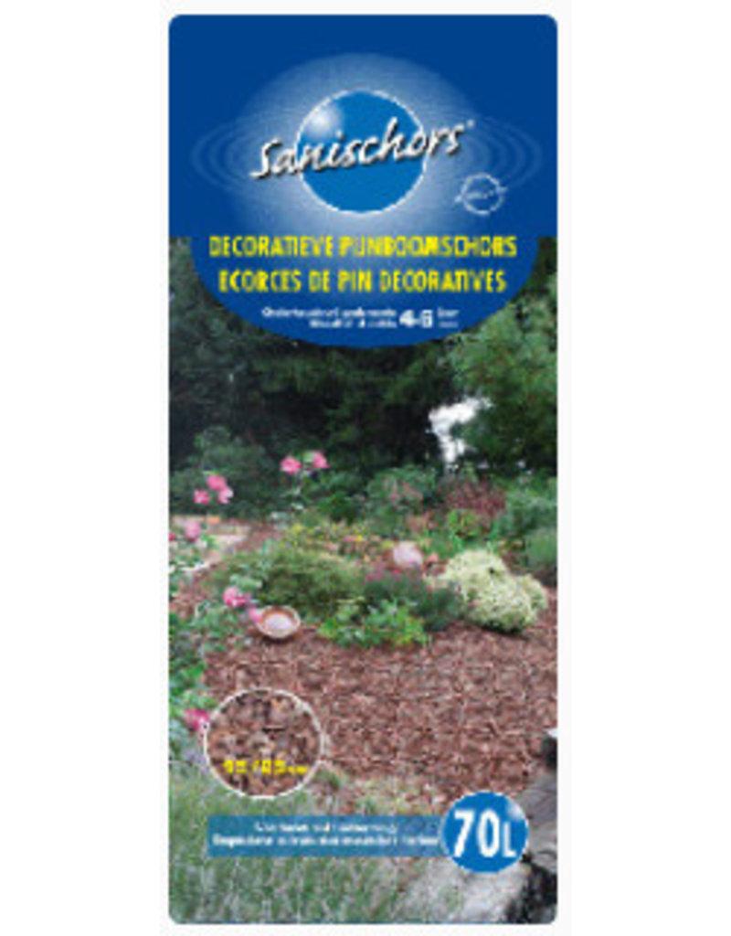 Saniflor Decoratieve Pijnboomschors 25/35mm (in zak)