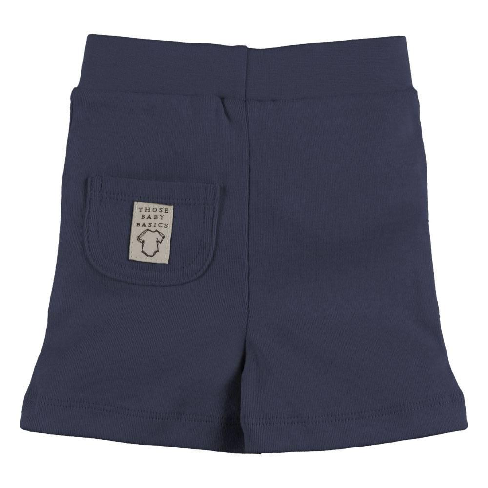 Baby Short Pocket Navy