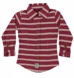 Shirt Buttoned Long Sleeve