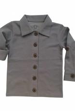 Shirt Long Sleeve Licht Denim