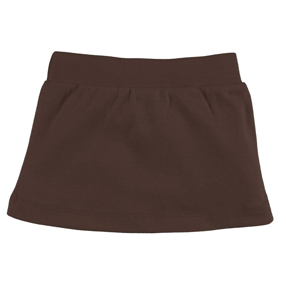 Skirt Pocket - Chocolate