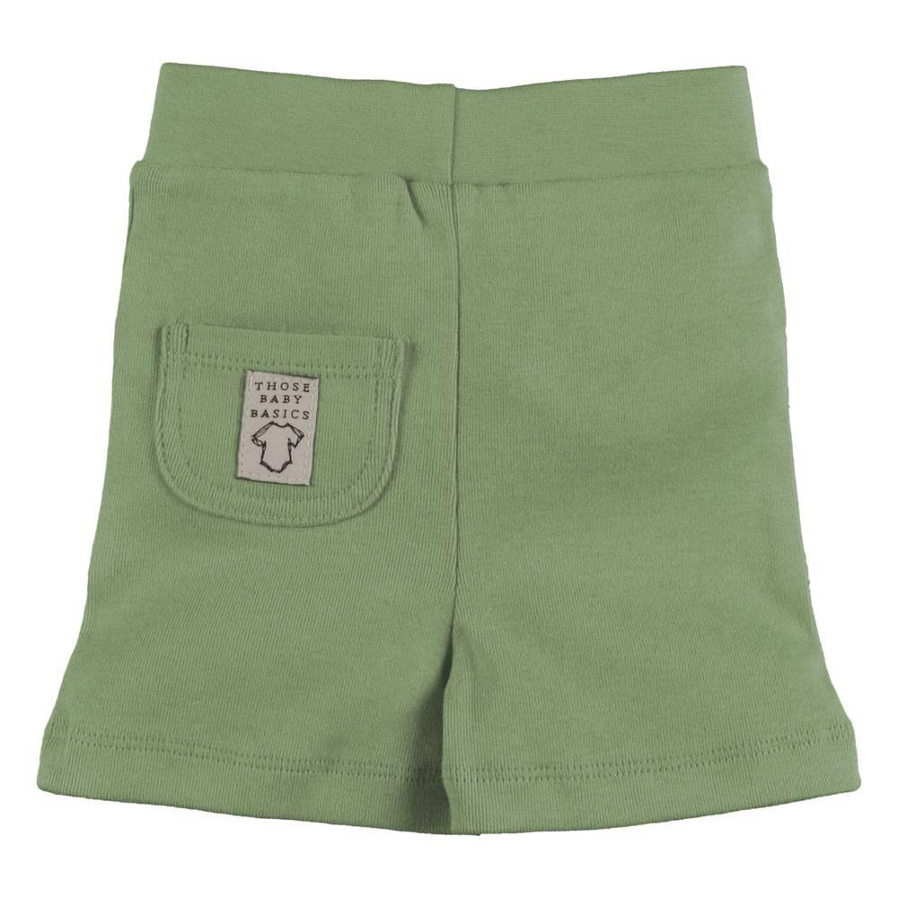 Baby Short Pocket Green