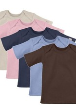 T-Shirt Korte Mouw - Wit