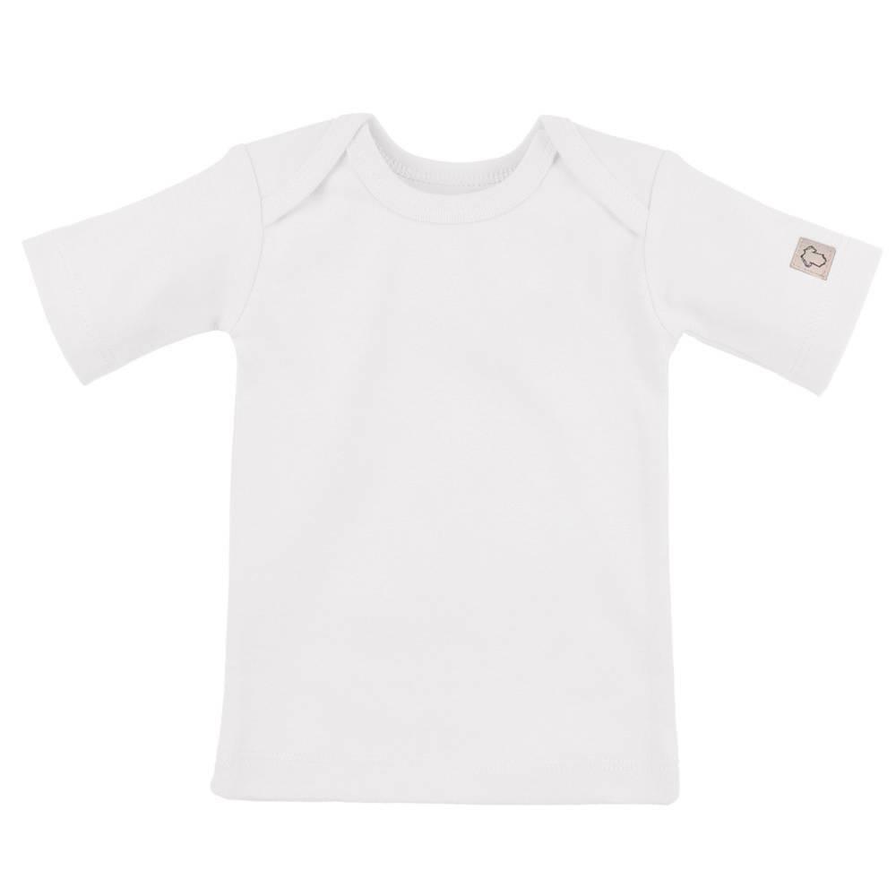 T-Shirt Kurzarm - Weiß