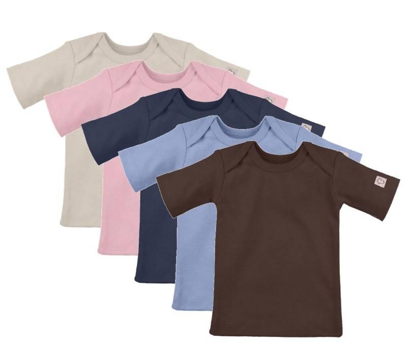 T-Shirt Short Sleeve - Chocolate