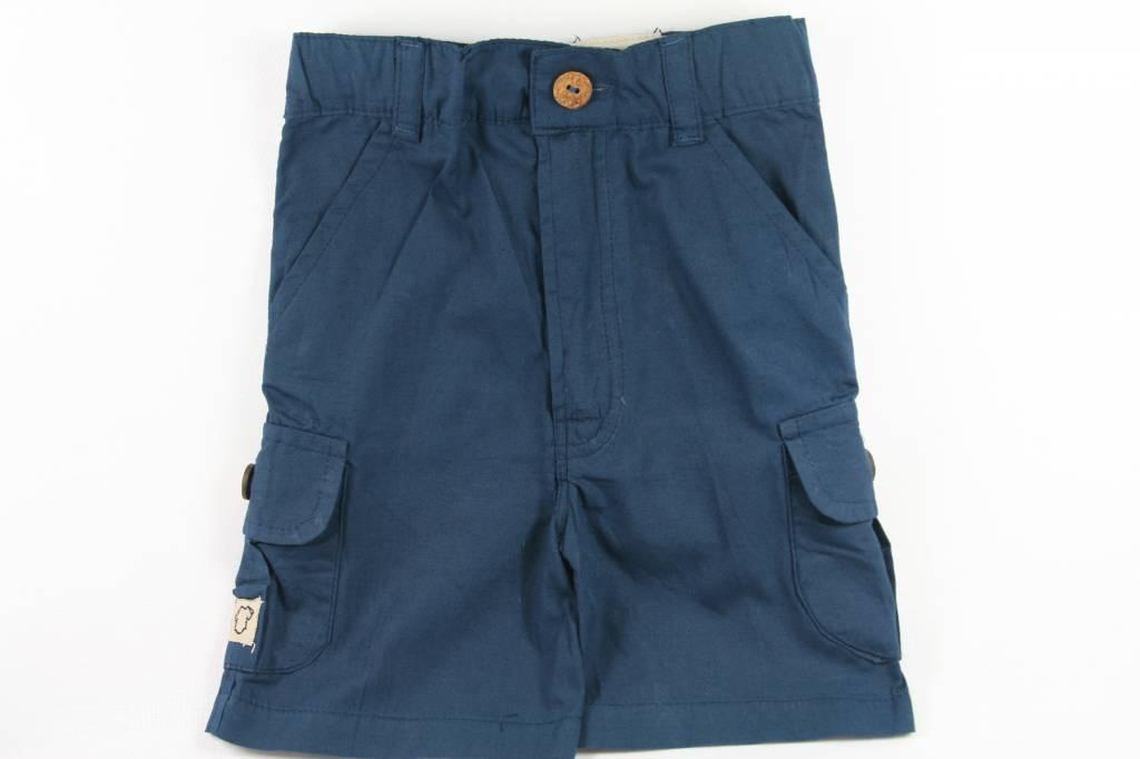 Worker Short Thame - Marineblau
