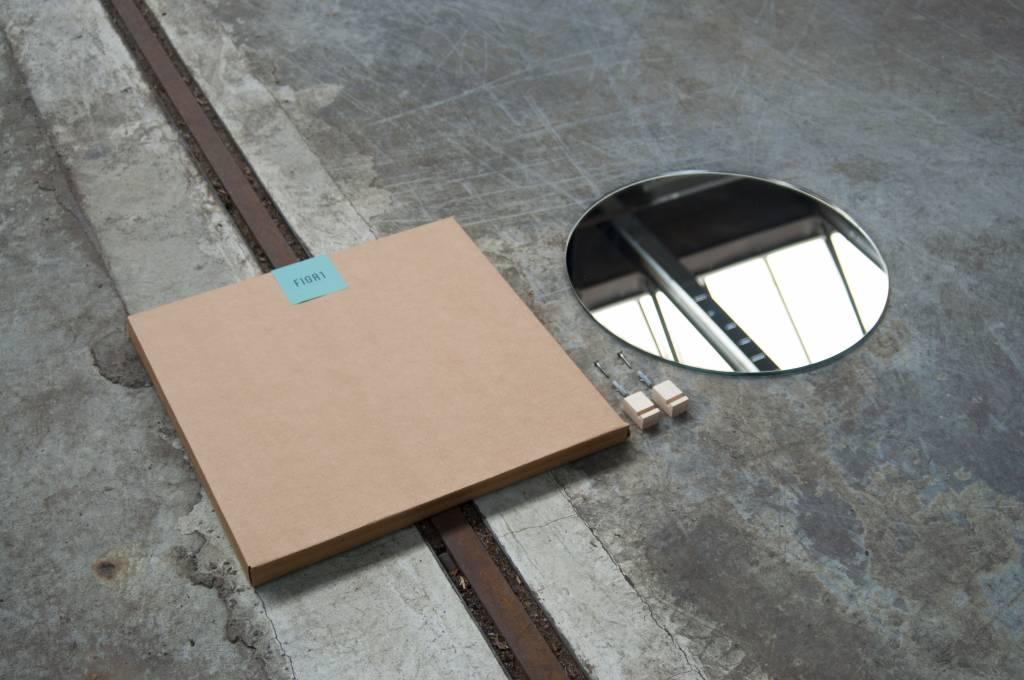 FIGR1 REFLECTOR D50 - ESDOORN