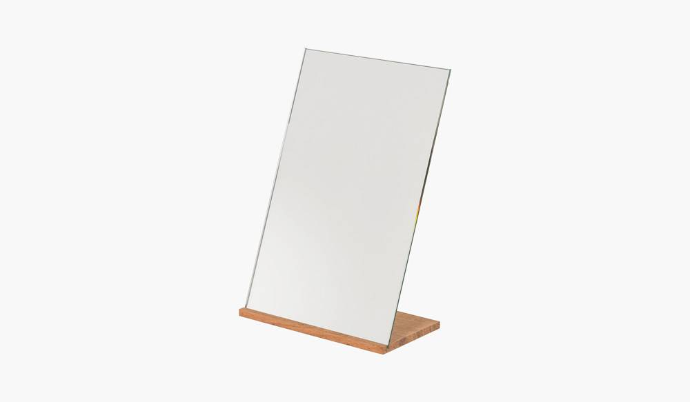 FIGR1 REFLECTOR RECTANGLE - GREY