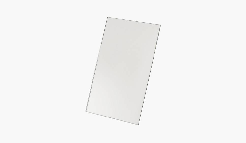 FIGR1 BASE 20 HARD MAPLE - REFLECTOR RECTANGLE