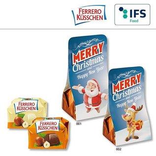 Ferrero Ferrero Küsschen Einzelpackung Standardmotive