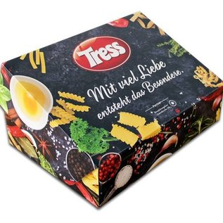 Franz Tress Feinste Nudeltraditionen Tress Nudeln Geschenkbox Pasta Geschenkset