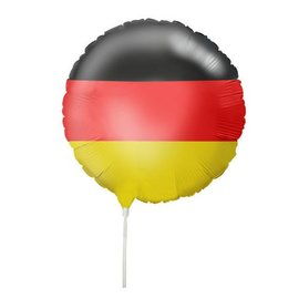 Luftballon Fußball Deutschland