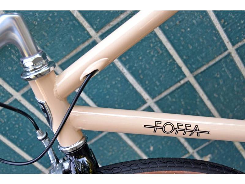 Foffa Single Speed Creme