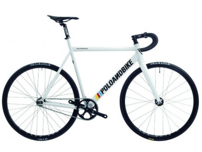 Poloandbike Williamsburg 2016 - White
