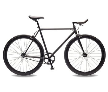 Foffa Single Speed Matte Black