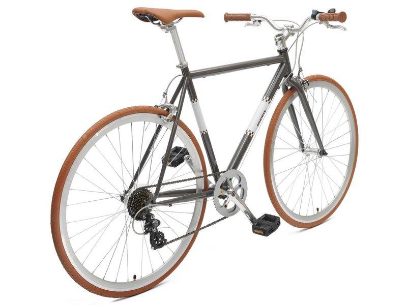 Bohemian Grey, 7-Speed
