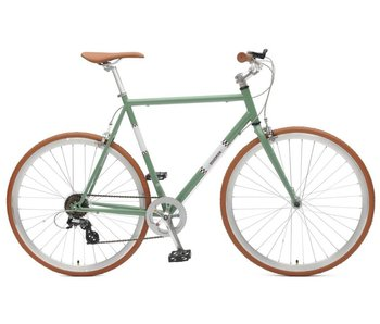 Bohemian Green, 7-Speed